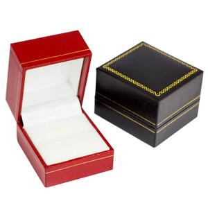 Garnet Birthstone Halo Diamond Pave Gold Engagement Ring