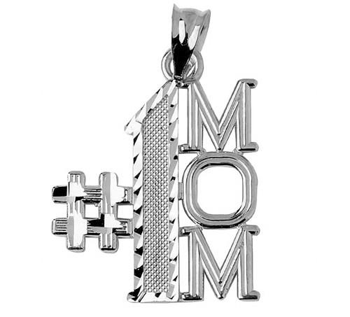 Mom Silver Charm #1