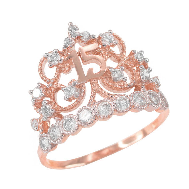 10b11baa8 15-Anos Quinceanera Jewelry | Quinceanera Ring | 15-Anos Charms ...