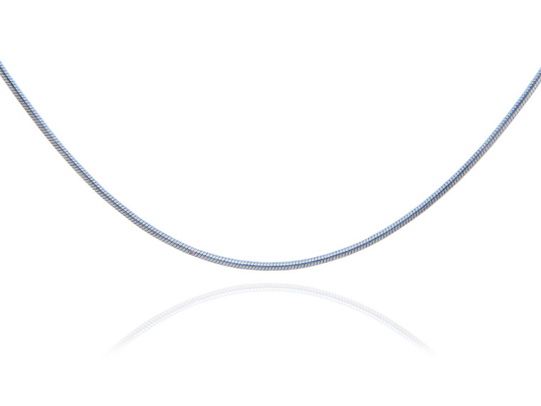 Sterling Silver Snake Chain 0.90 mm