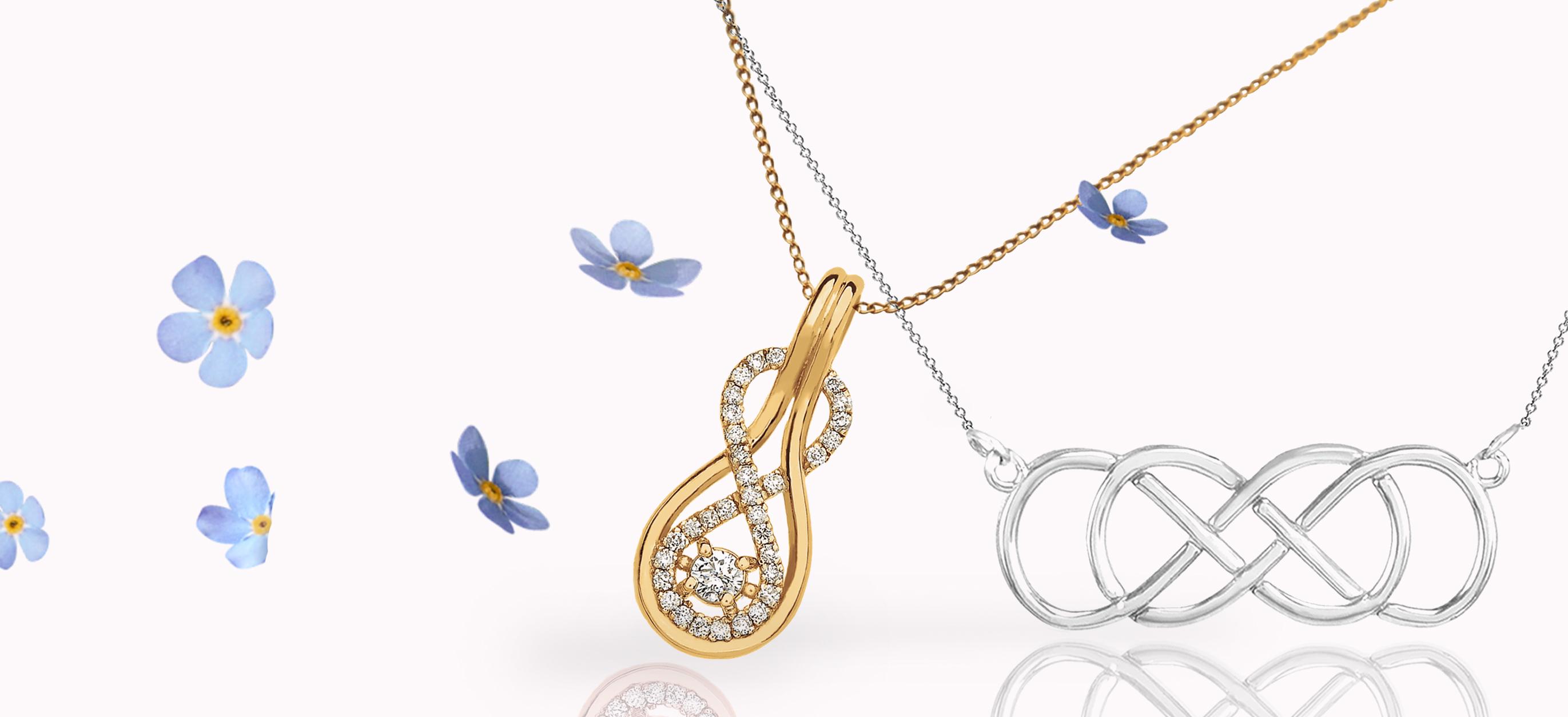 Shop Infinity Jewelry