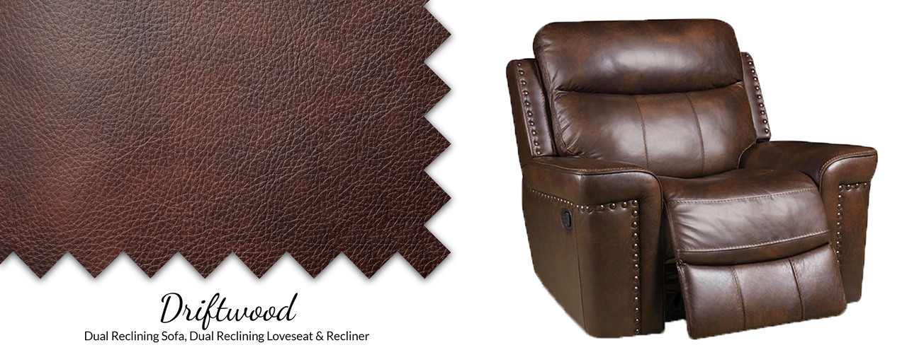 Groovy Driftwood Italian Leather Power Reclining Collection Creativecarmelina Interior Chair Design Creativecarmelinacom