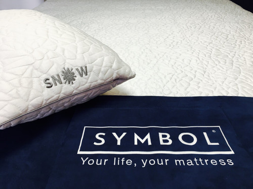 Luxury Snow Mattress Protectors & Pillows! Unlike any protector you have ever felt, always ice cold!