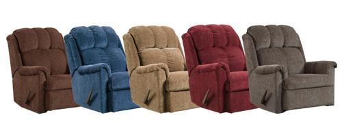 Tahoe Luxury Rocker Recliner