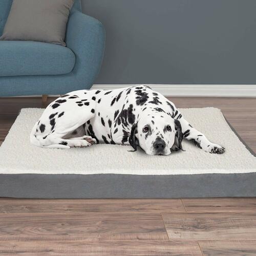 Luxury Memory Foam Mattress Pet Bed for Dogs and Cats