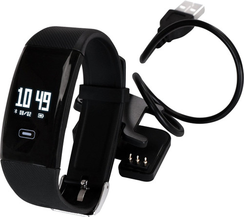 Luxury Fitness & Sleep Tracker Watch with Heart Monitor