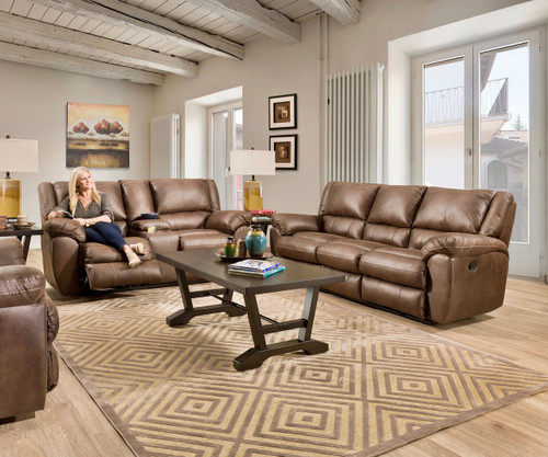 Sable Brown Beautyrest Reclining Collection
