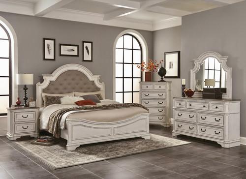 Shelby Manor Bedroom