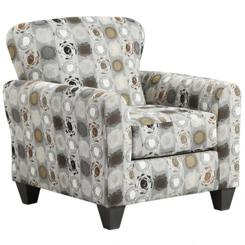Paintball Granite Accent Chair