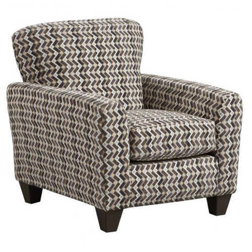 Philosophy Aluminum Accent Chair