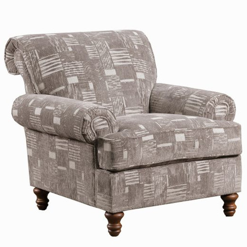 Starlight Pewter Accent Chair