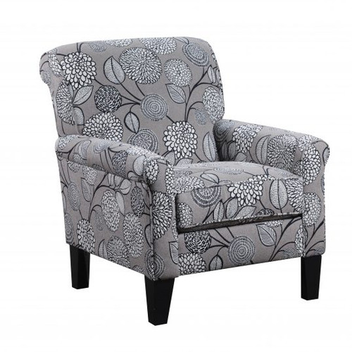 Penelope Stone Accent Chair