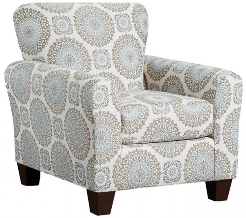 Brianna Twilight Accent Chair