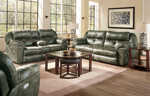 Ferrington Steel Power Reclining Collection