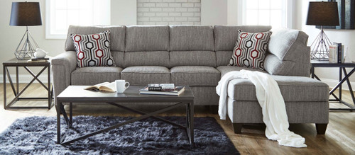 Concrete Luxury 2 Piece Sectional
