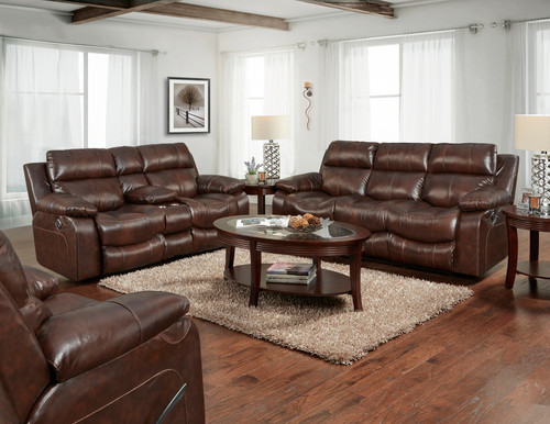 Positano Italian Leather Power Reclining Collection