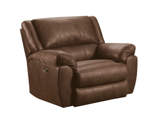 Sable Brown Beautyrest Cuddler Recliner