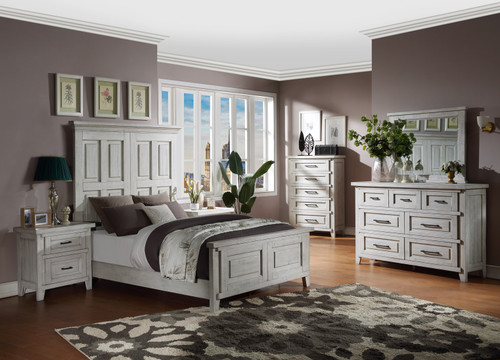 Hayfield Luxury Rustic Bedroom