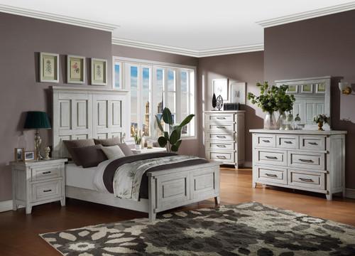 Hayfield Luxury Rustic Bedroom