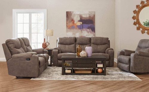 Palisade Slate Power Reclining Collection