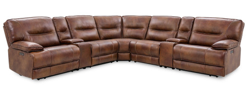 Morocco 7 Piece Power Reclining Sectional