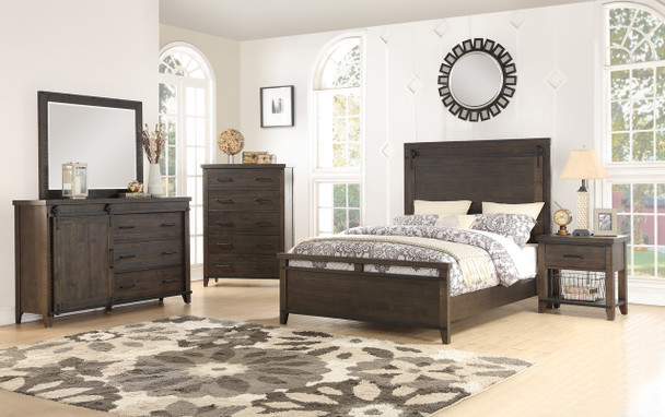 Rustic Barn Bedroom Collection