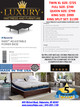 400 Series Luxury Adjustable Power Bed Base