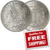 1890-CC Morgan Silver Dollar Brilliant Uncirculated Image 1