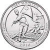 2016-P Fort Moultrie at Fort Sumter National Monument Quarter Brilliant Uncirculated Image 1