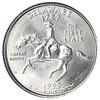 1999-D Delaware Quarter Brilliant Uncirculated Image 1