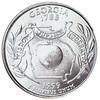 1999-D Georgia Quarter Brilliant Uncirculated Image 1