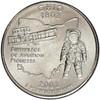 2002-D Ohio Quarter Brilliant Uncirculated Image 1