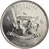 2002-P Tennessee Quarter Brilliant Uncirculated Image 1