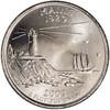 2003-P Maine Quarter Brilliant Uncirculated Image 1