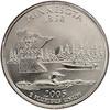 2005-D Minnesota Quarter Brilliant Uncirculated Image 1