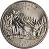 2006-D Colorado Quarter Brilliant Uncirculated Image 1