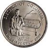 2009-D Washington DC Quarter Brilliant Uncirculated Image 1