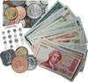 50 World Coins & 50 World Banknotes Set