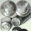 1878-1921 U.S. Morgan Silver Dollars BU Proof-like Set of Three Different Dates