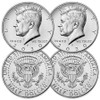 2020 P & D Kennedy Half Dollar Pair Brilliant Uncirculated Image 1