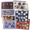 1986 & 2010  Proof & Mint Set Collection