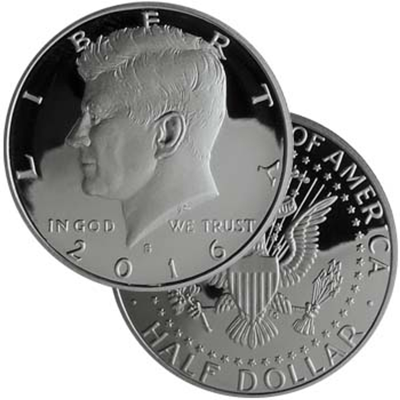 2016-S Kennedy Half Dollar Proof Image 1