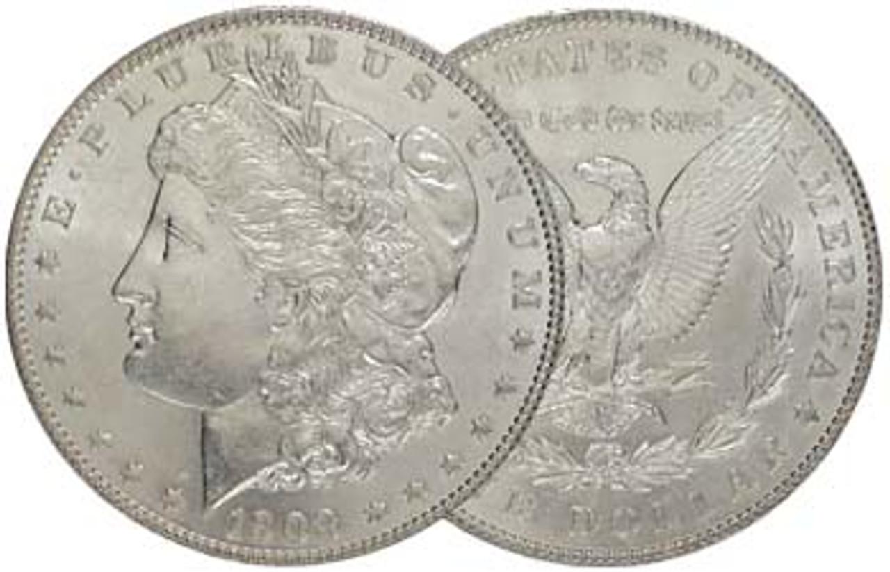 1903-P Morgan Silver Dollar Brilliant Uncirculated Image 1