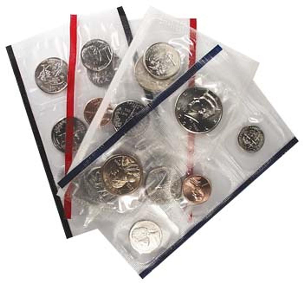 2000 Mint Set 20 Coins Image 1