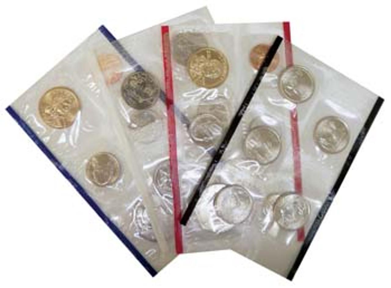 2004 Mint Set 22 Coins Image 1