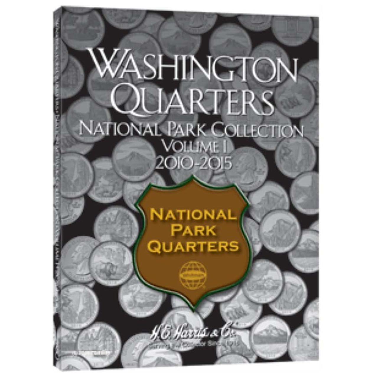 Harris 2010-2015 National Park Quarter P & D Folder