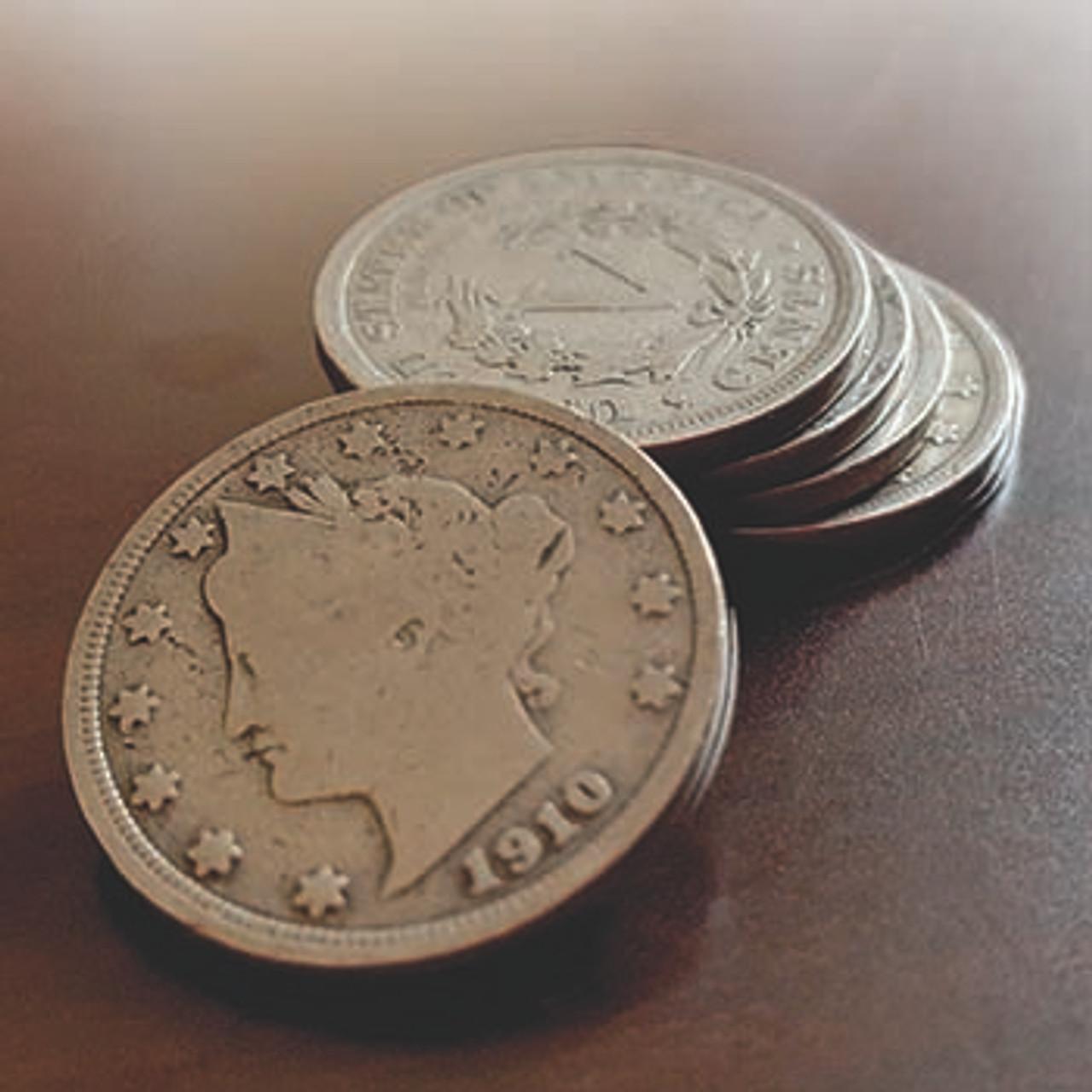 Half Price Swindler's Nickels Image 1
