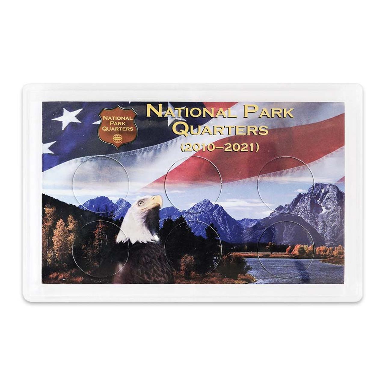 Harris National Parks Quarter Case Image 1