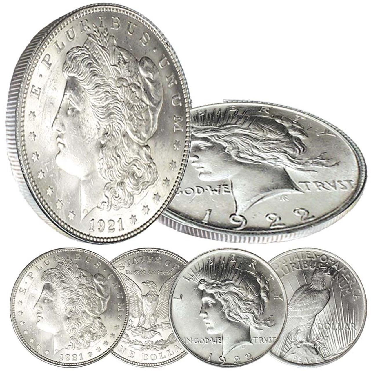 FREE Silver Dollar
