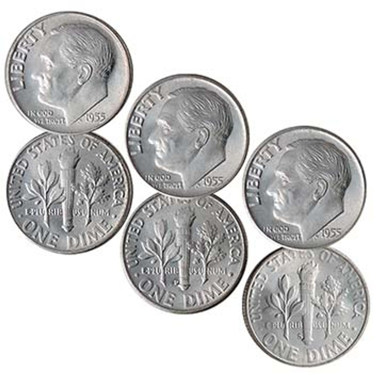 Three Silver Treasures